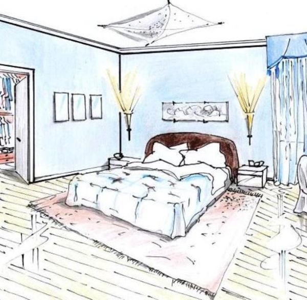 Best Disegni Camera Da Letto Contemporary - Design Trends 2017 ...